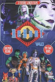 ReBoot 1994 poster