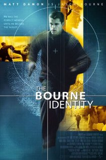 The Bourne Identity (2002) cover