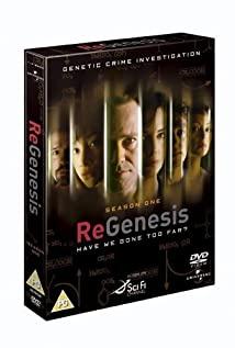 ReGenesis (2004) cover