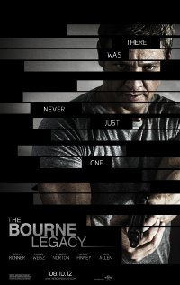 The Bourne Legacy (2012) cover
