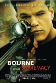 The Bourne Supremacy (2004) cover