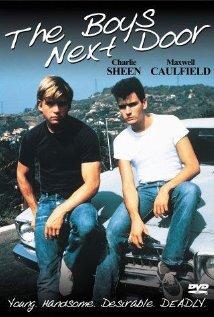 The Boys Next Door 1985 poster