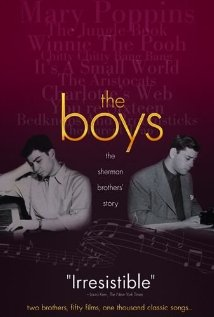 The Boys: The Sherman Brothers' Story 2009 poster