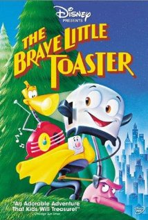 The Brave Little Toaster (1987) cover