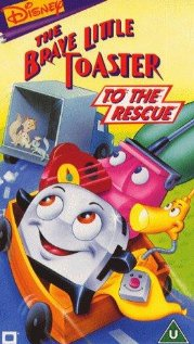 The Brave Little Toaster to the Rescue (1997) cover