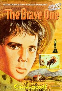 The Brave One (1956) cover