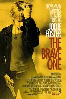 The Brave One 2007 poster
