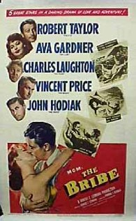 The Bribe (1949) cover