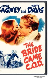The Bride Came C.O.D. (1941) cover