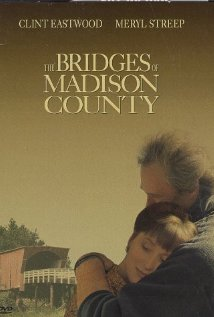The Bridges of Madison County (1995) cover