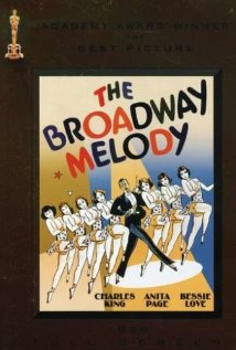 The Broadway Melody (1929) cover