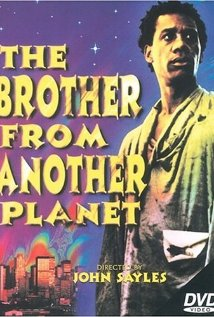 The Brother from Another Planet (1984) cover
