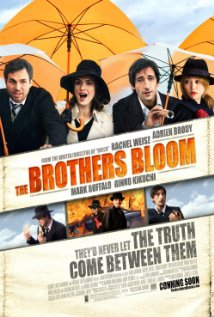 The Brothers Bloom (2008) cover