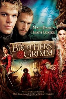 The Brothers Grimm 2005 poster