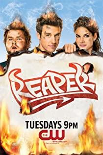 Reaper (2007) cover