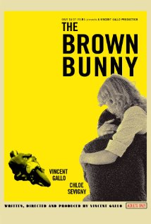 The Brown Bunny (2003) cover