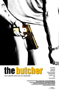 The Butcher 2009 poster