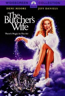 The Butcher's Wife (1991) cover