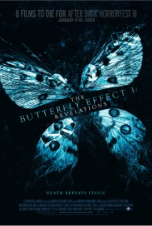 The Butterfly Effect 3: Revelations (2009) cover