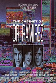 The Cabinet of Dr. Ramirez (1991) cover