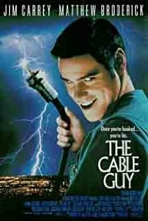 The Cable Guy (1996) cover