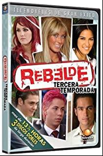 Rebelde (2004) cover