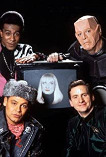 Red Dwarf 1988 poster