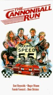 The Cannonball Run (1981) cover