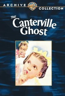 The Canterville Ghost (1944) cover