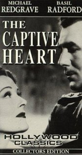 The Captive Heart (1946) cover