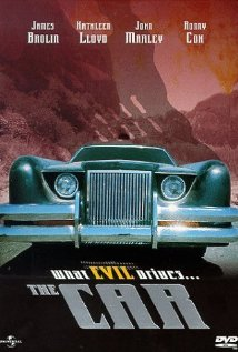 The Car (1977) cover