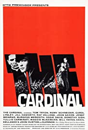 The Cardinal (1963) cover