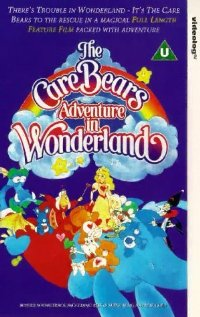 The Care Bears Adventure in Wonderland 1987 poster