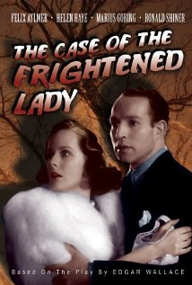 The Case of the Frightened Lady (1940) cover