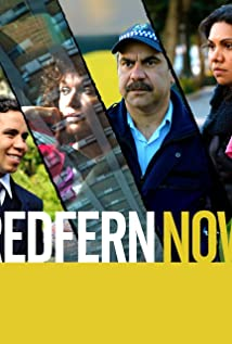 Redfern Now 2012 poster