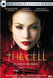 The Cell (2000) cover