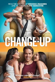 The Change-Up 2011 poster