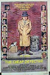 The Cheap Detective (1978) cover