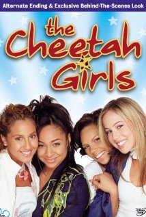 The Cheetah Girls (2003) cover