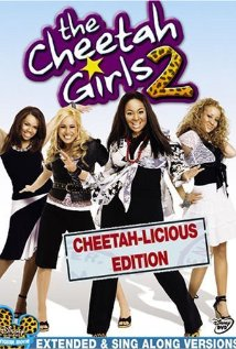The Cheetah Girls 2 (2006) cover