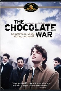 The Chocolate War 1988 poster