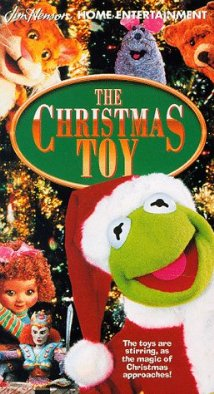 The Christmas Toy (1986) cover