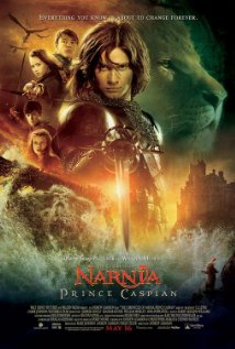 The Chronicles of Narnia: Prince Caspian (2008) cover