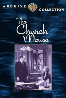 The Church Mouse (1934) cover
