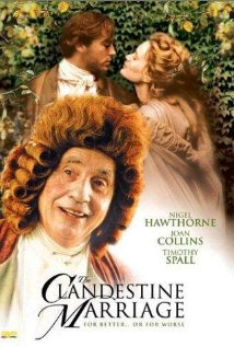 The Clandestine Marriage (1999) cover