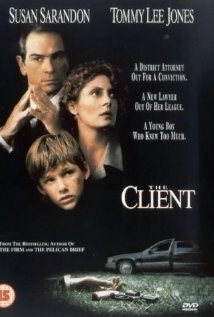 The Client 1994 poster