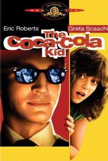 The Coca-Cola Kid (1985) cover