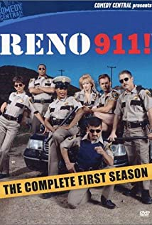 Reno 911! 2003 poster