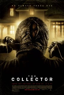 The Collector 2009 poster