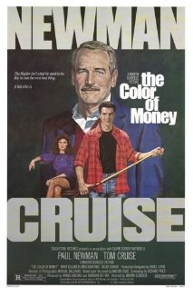 The Color of Money (1986) cover